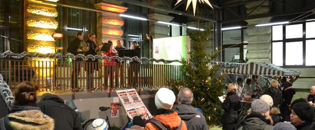 Weihnachtsessen Leipzig.Weihnachten In Leipzig Stadt Leipzig