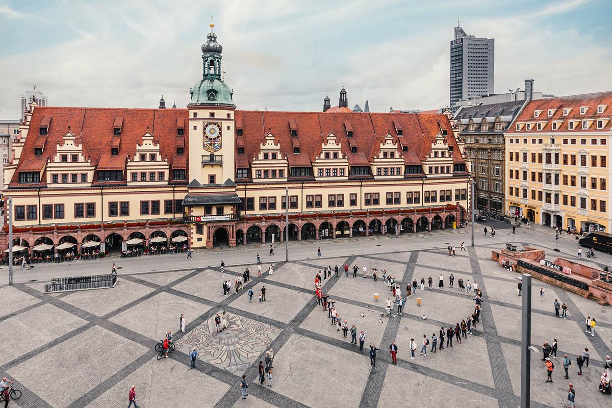 Shopping Festival Open City Leipzig 2021