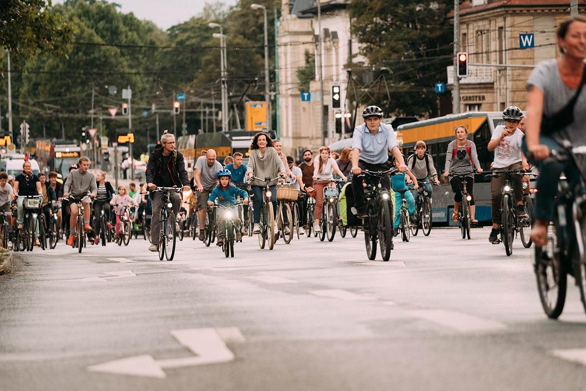 Stadtradeln 2021 - Für Klimaschutz und sicheren Radverkehr in die Pedale treten