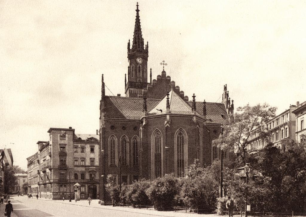 Stil Leipzig propsteikirche neue katholische kirche stadt leipzig