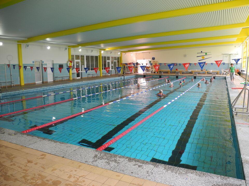 Schwimmbad Leipzig schwimmhalle mitte stadt leipzig