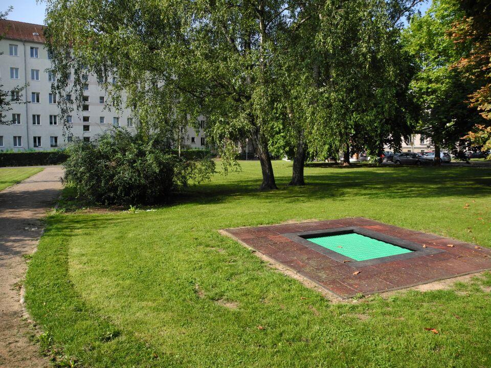 Spielplatz Balzacstrasse Stadt Leipzig