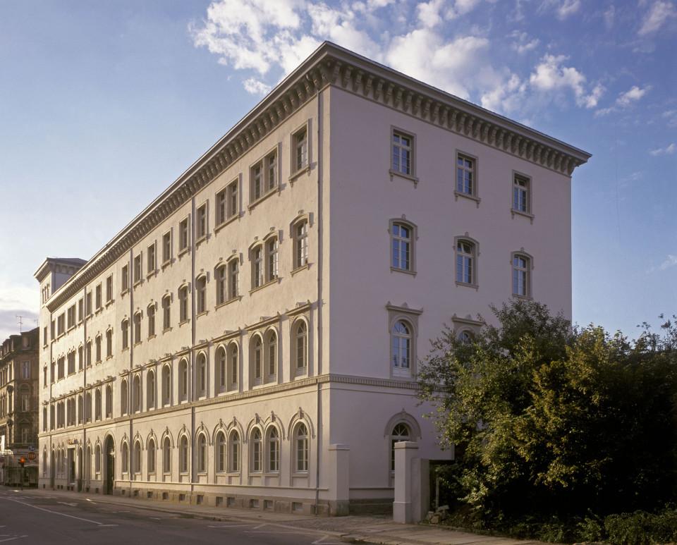 Mendelssohn Haus Leipzig Stadt Leipzig