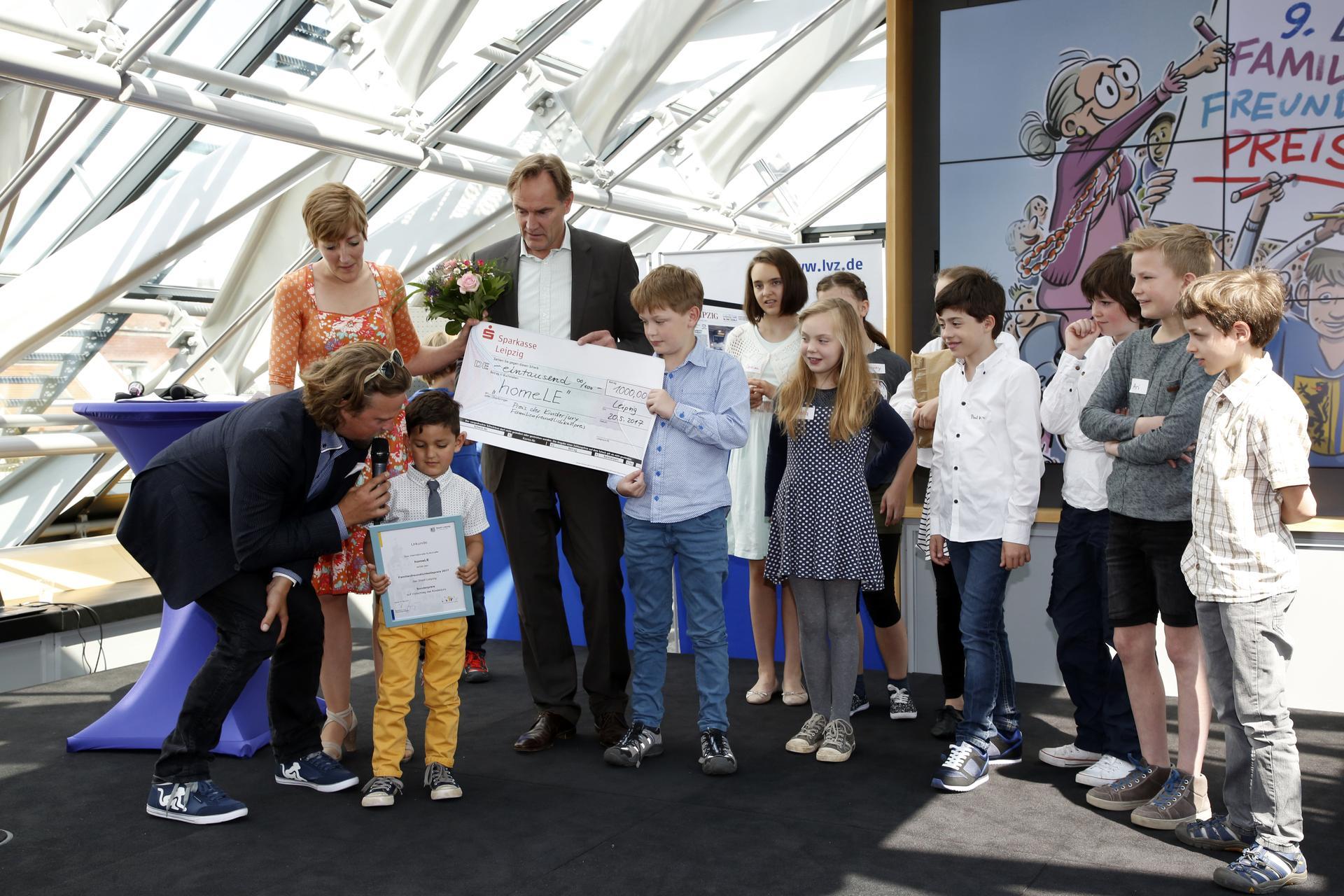 Familienfreundlichkeitspreis Stadt Leipzig