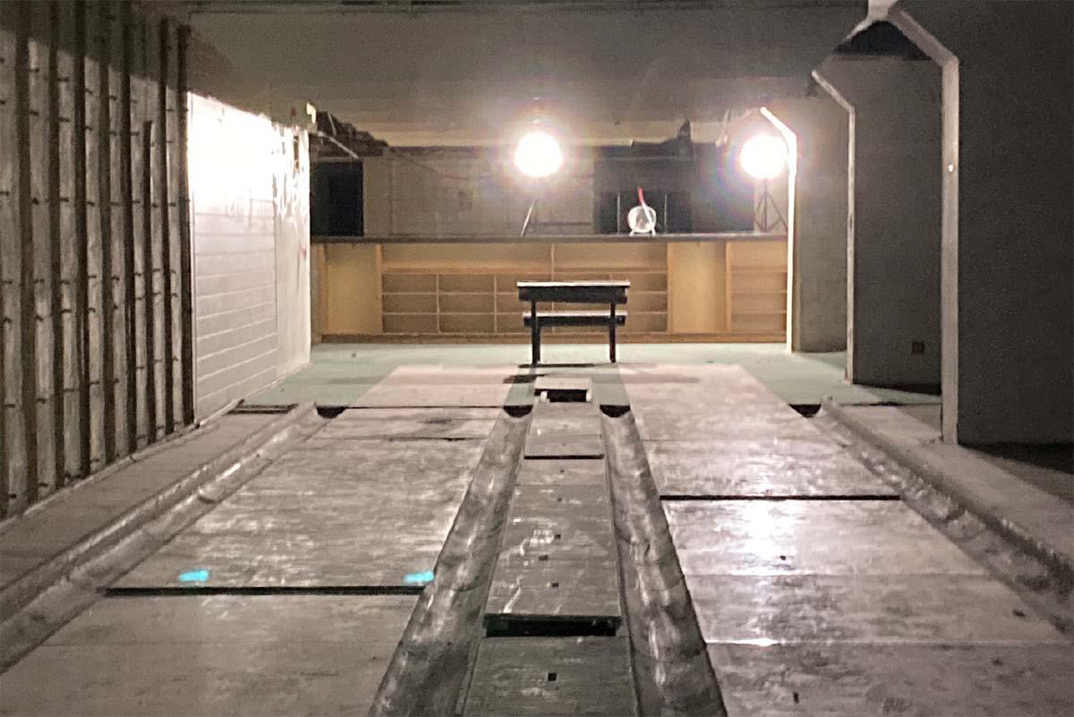 Tiefschlaf des alten Bowlingtreffs beendet
